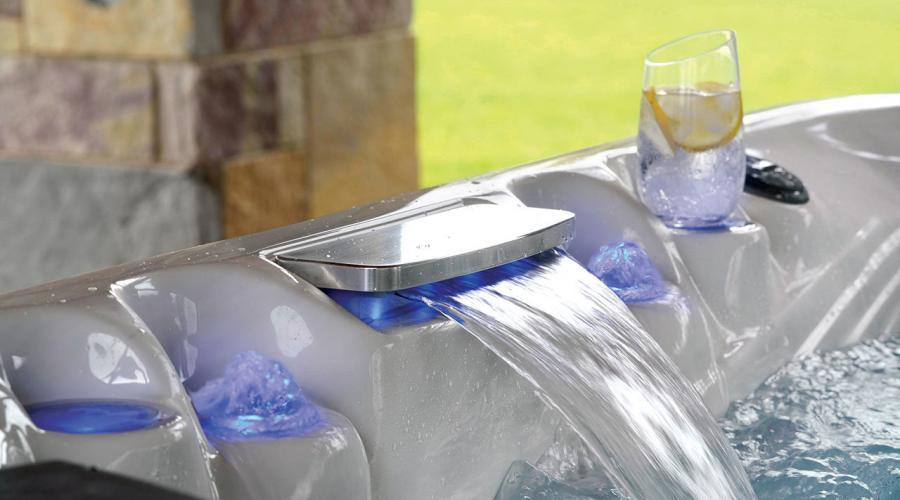 MP Fountain with Glass