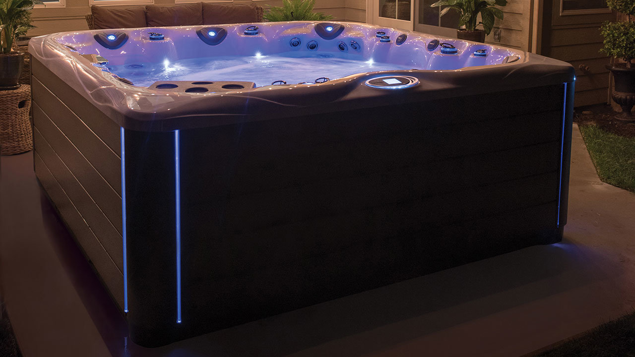 Michael Phelps Lsx 900 Hot Tub 40amp Hot Tubs Hot Tub Superstore