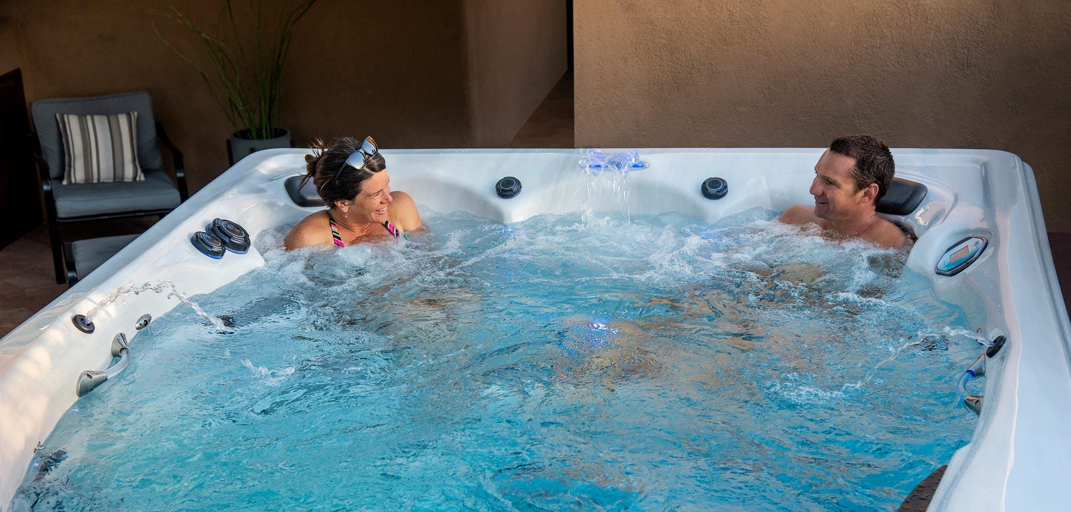 H2X Swim Spas Range