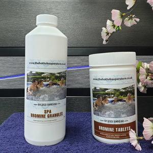 Bromine Water Care
