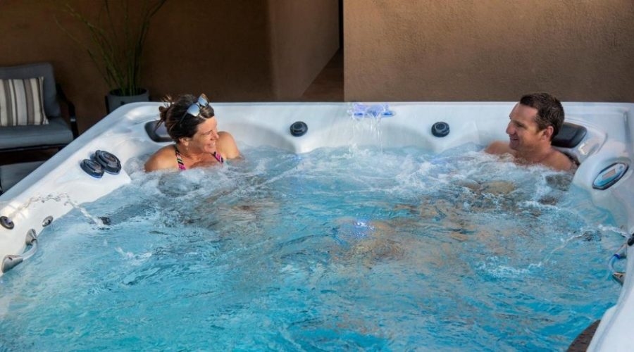 5 amazing luxury hot tubs and premium spas