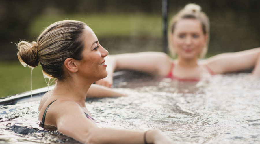 Improve Your Home and Life with a Luxury Hot Tub