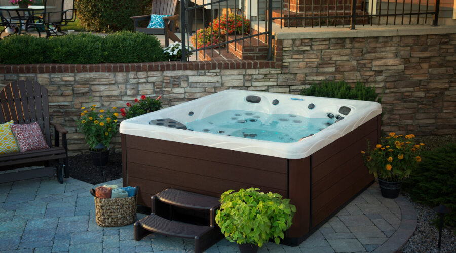 How can I prepare for my hot tub delivery
