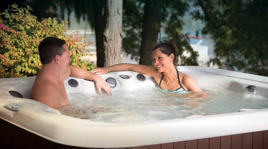 How to prepare your hot tub for summer