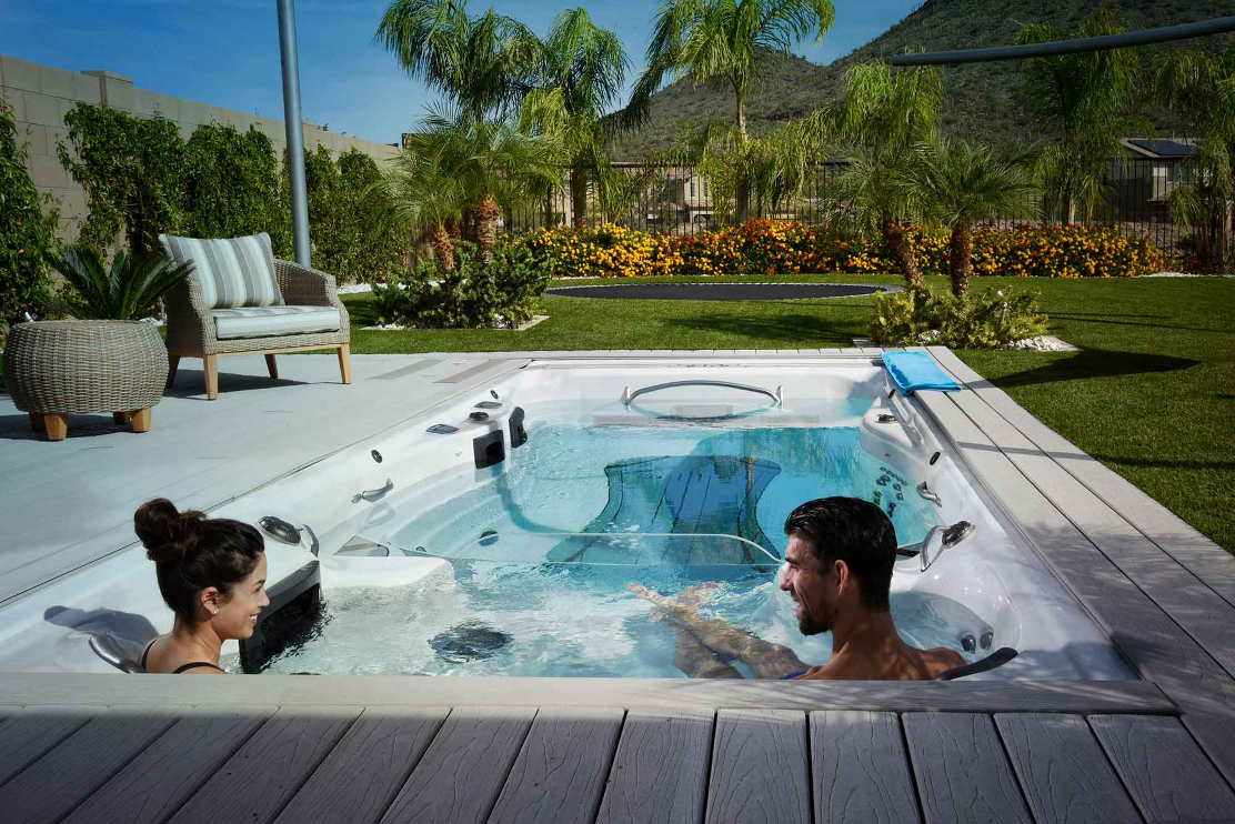 The ultimate guide to swim spas